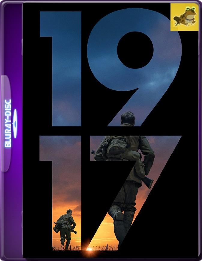 1917 (2019) Brrip 1080p (60 FPS) Latino / Inglés