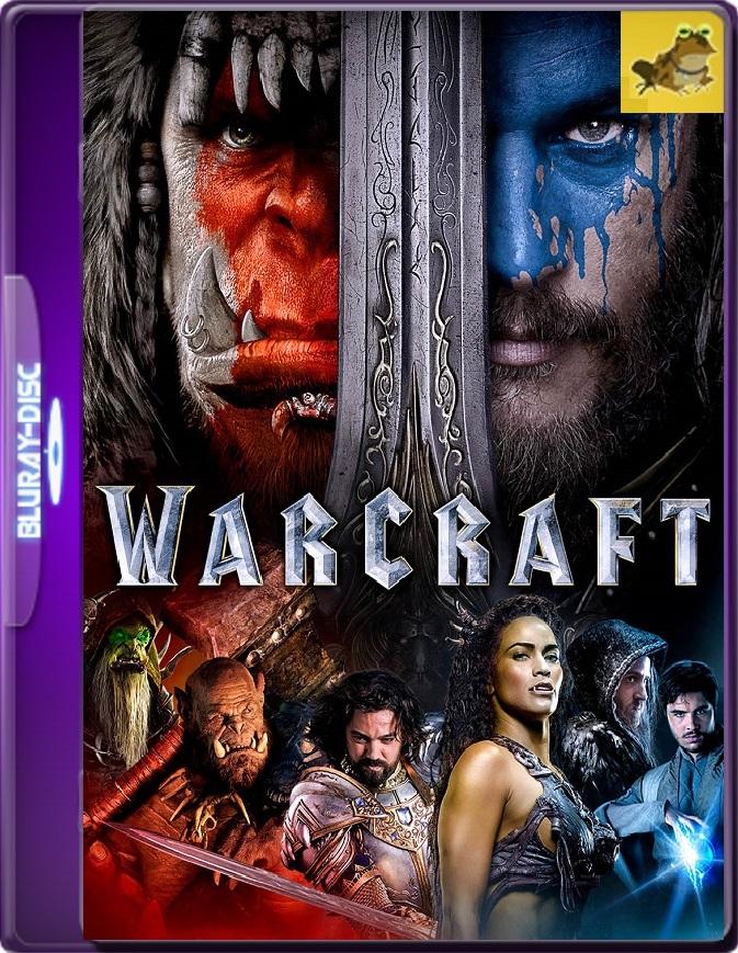 Warcraft: El Primer Encuentro De Dos Mundos (2016) Brrip 1080p (60 FPS) Latino / Inglés