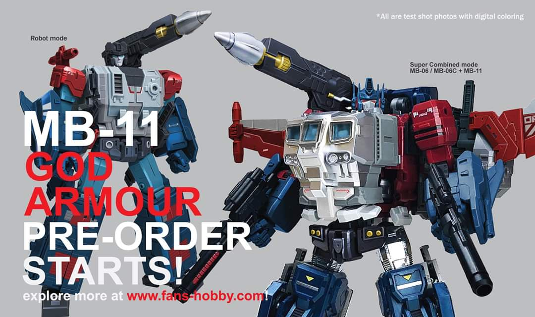 [FansHobby] Produit Tiers - MB-06 Power Baser (aka Powermaster Optimus) + MB-11 God Armour (aka Godbomber) - TF Masterforce - Page 4 ZaIqZPfG_o