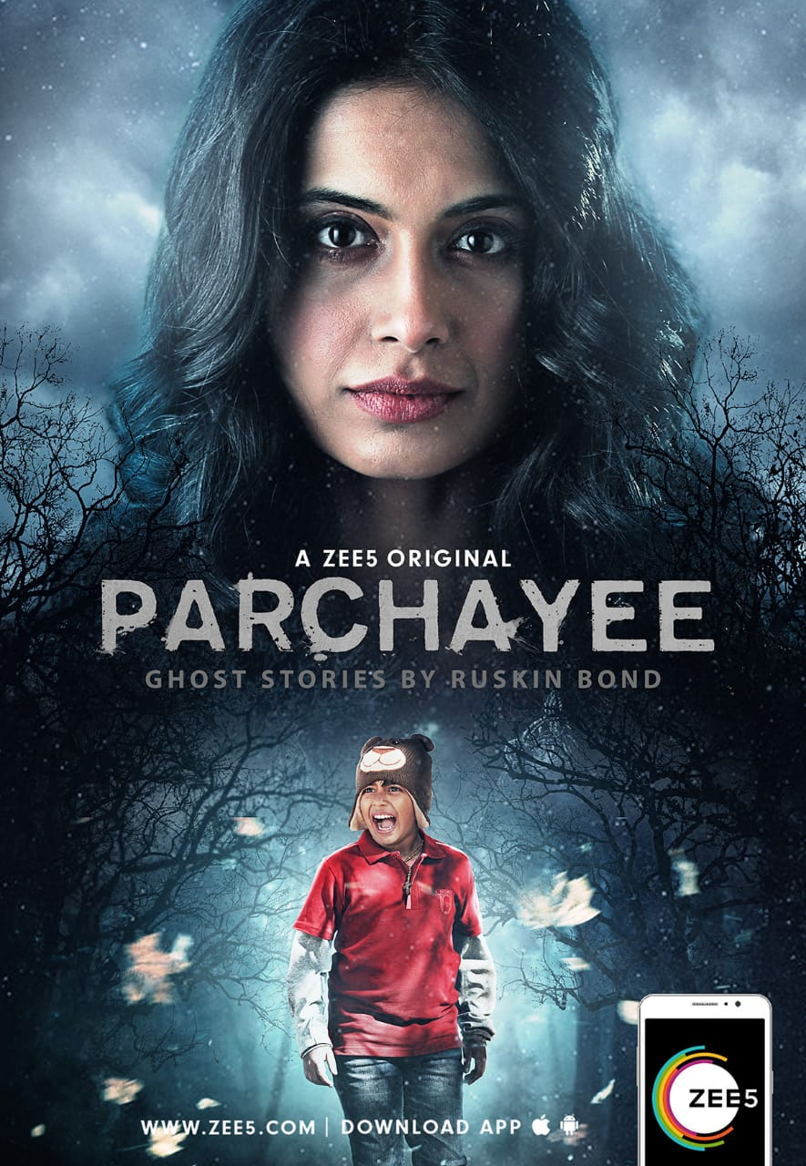 Parchhayee Ghost Stories by Ruskin Bond S01 [E1-12] 1080p WEB-DL
