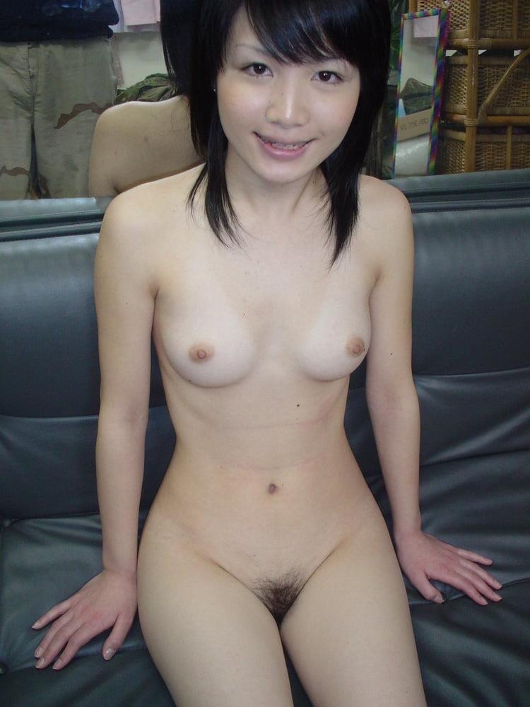 Naked asian girls outdoors-6130