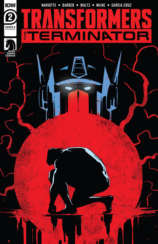 Transformers vs. the Terminator #1-4 (2020)