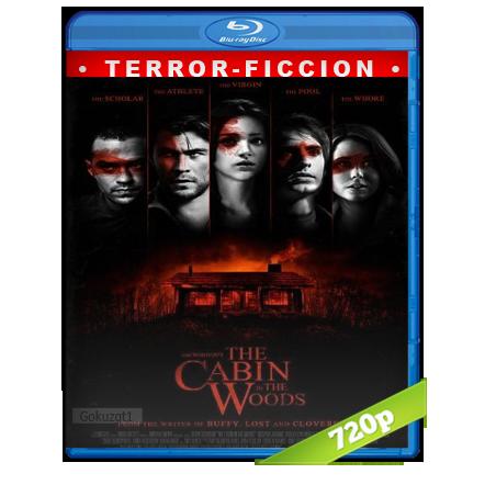 La Cabaña Del Terror 720p Lat-Cast-Ing[Terror](2012)