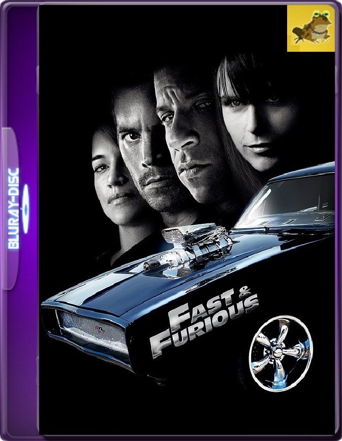 Rápidos Y Furiosos (2009) Brrip 1080p (60 FPS) Latino / Inglés