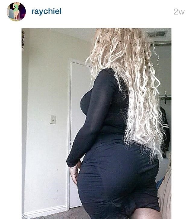 Thick black booty solo-9696
