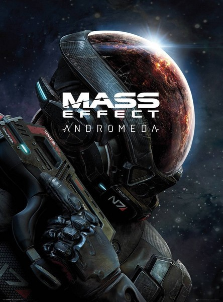 Mass Effect: Andromeda - Super Deluxe Edition (2017/RUS/ENG/RePack by xatab)