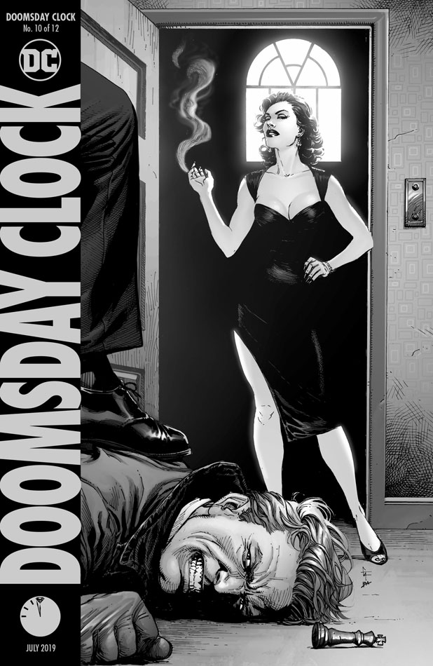 Doomsday Clock #1-11 (2018-2019)
