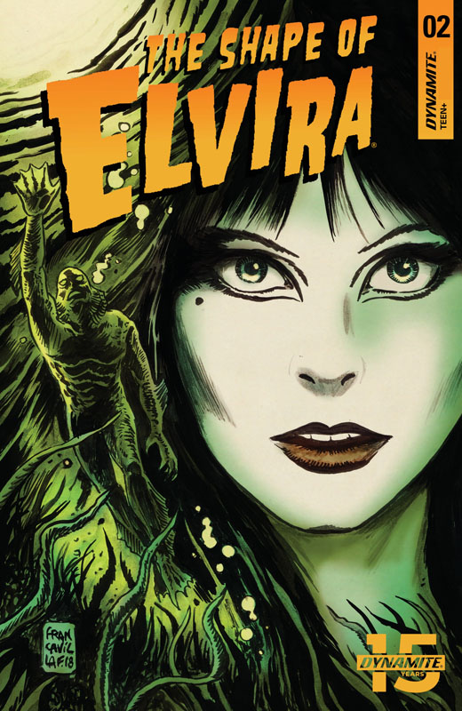 Elvira - The Shape of Elvira #1-2 (2019)