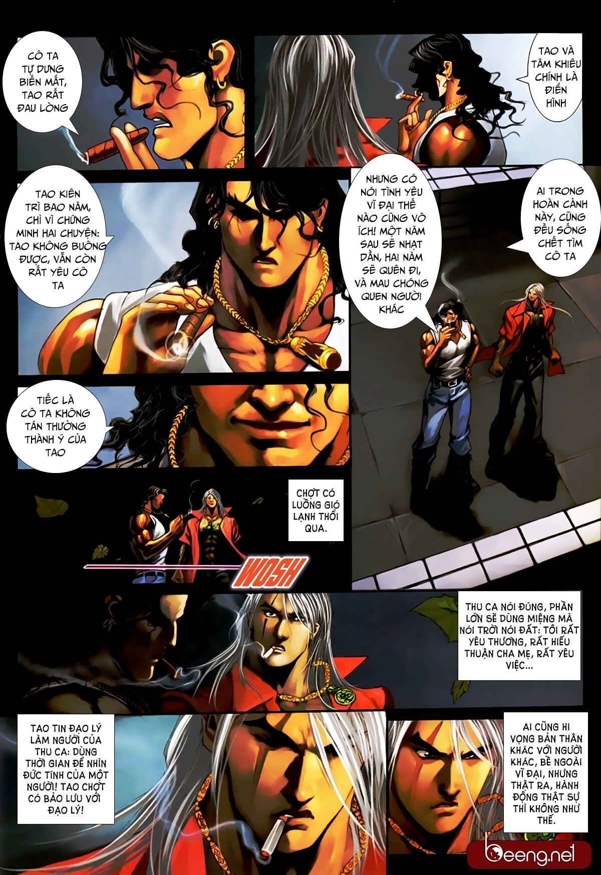 Hỏa Hồng Niên Đại Hắc Cốt Đường Chapter 417