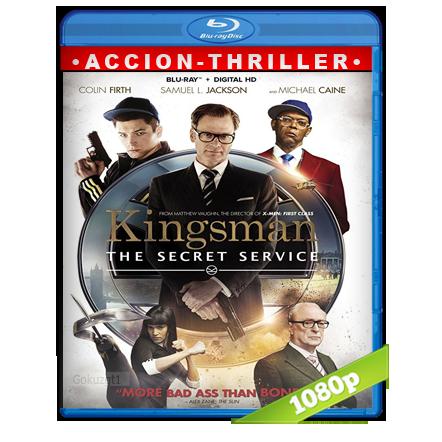 Kingsman El Servicio Secreto Full HD1080p Audio Trial Latino-Castellano-Ingles 5.1 2014