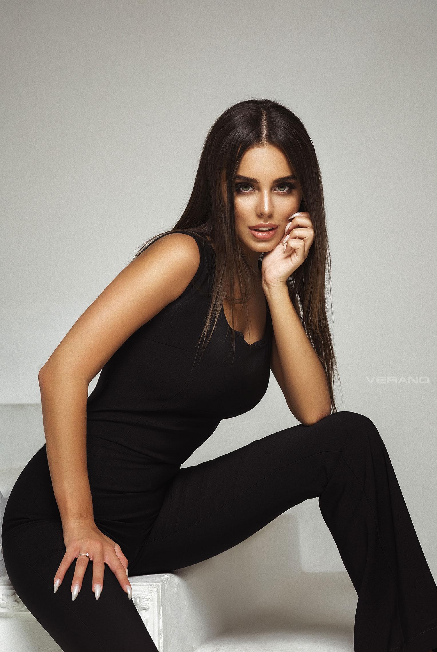 Анастасия Леонова / Anastasia Leonova by Nikolas Verano