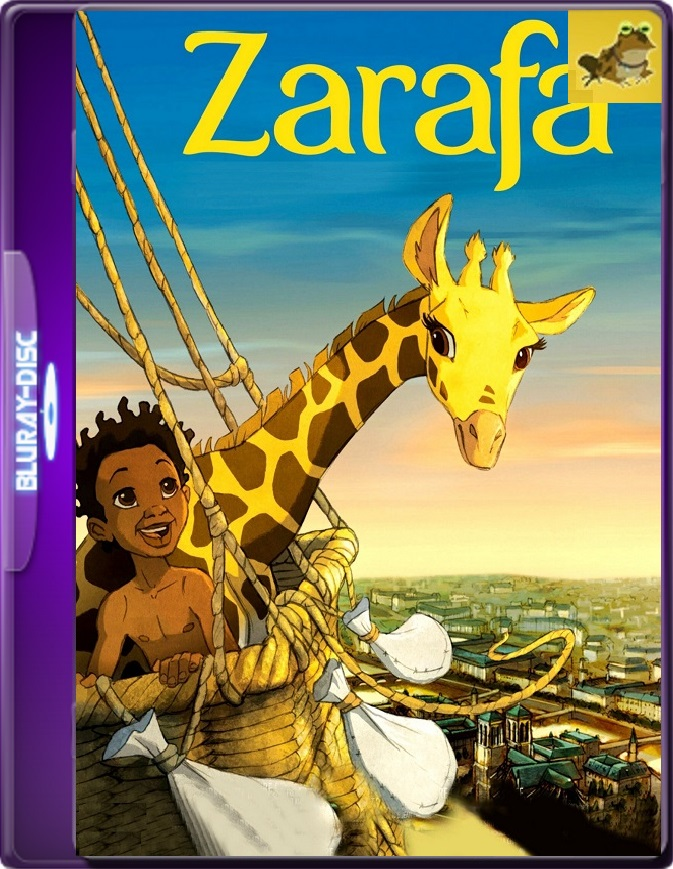 Zarafa (2012) Brrip 1080p (60 FPS) Latino