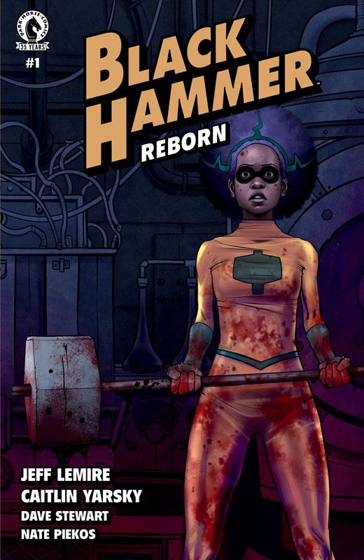 Black Hammer Reborn #1-5 (2021)