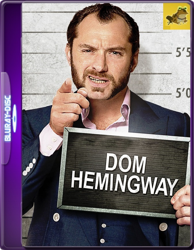 Dom Hemingway (2013) Brrip 1080p (60 FPS) Latino / Inglés