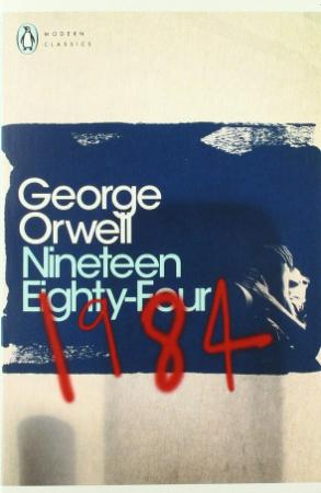 Orwell, George - Nineteen Eighty-Four (Penguin, 2003)