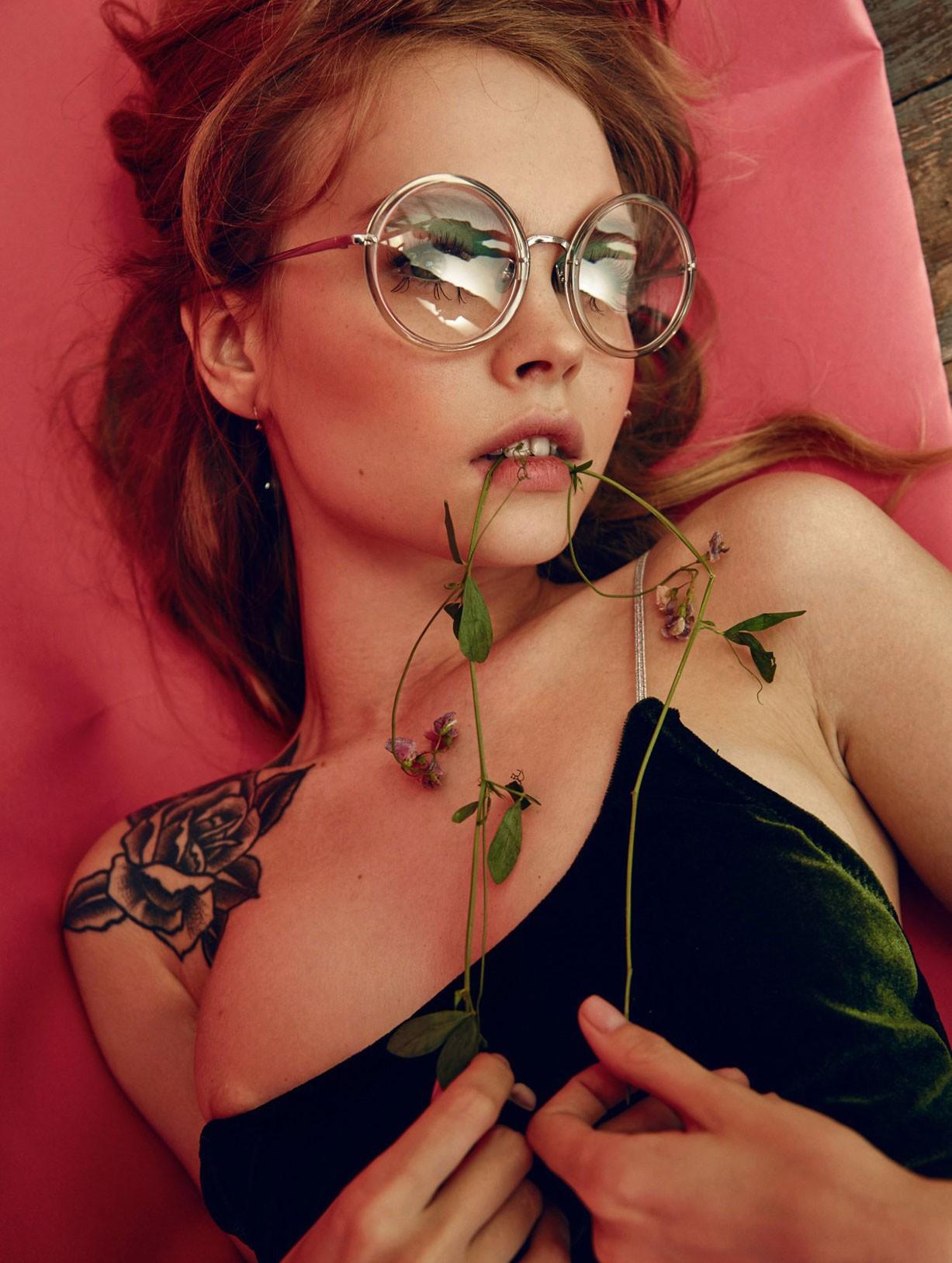 Anastasiya Scheglova by Evgeniy Kuznetsov - EyeRepublic