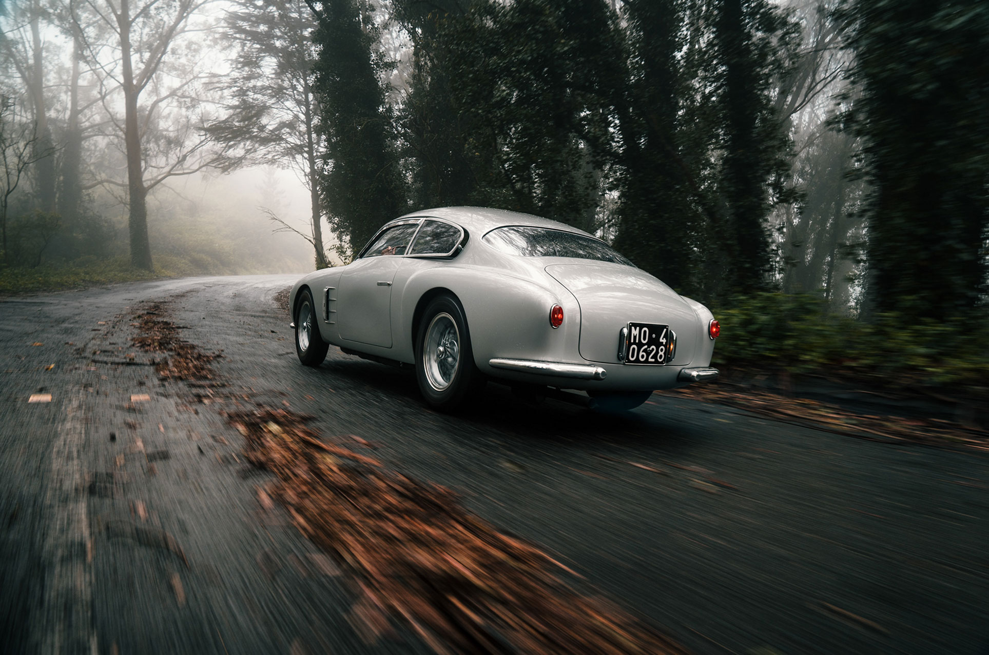 отреставрированный гоночный Maserati A6G 2000 Berlinetta Zagato 1956 года выпуска / фото 18