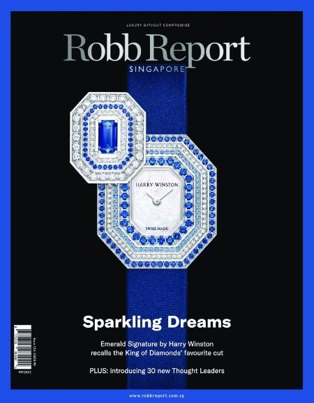 Robb Report Singapore  September 2021