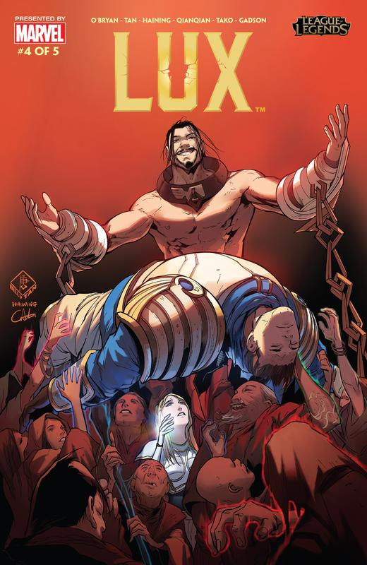 League of Legends - Lux #1-5 (2019) Complete