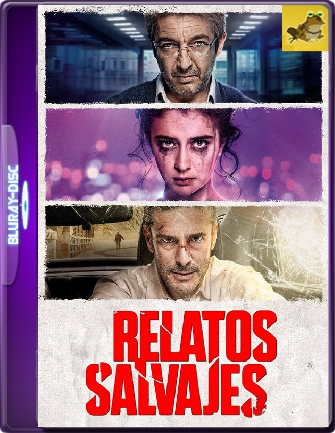 Relatos Salvajes (2014) Brrip 1080p (60 FPS) Latino