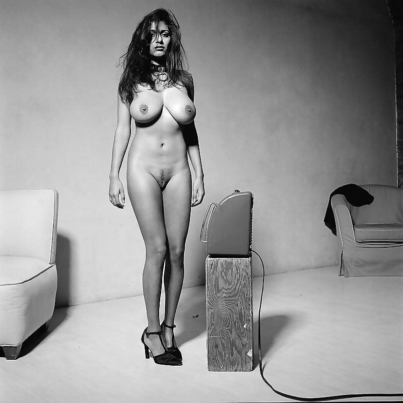 Big boobs nude model-7596