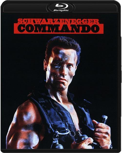 Komando / Commando (1985) MULTi.720p.BluRay.x264.DTS.AC3-DENDA / LEKTOR i NAPISY PL