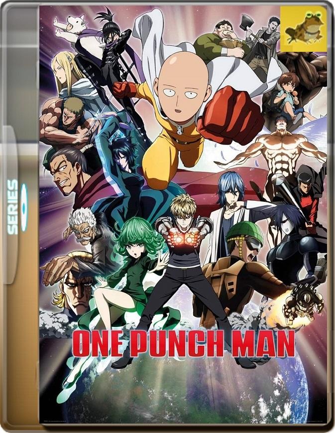 One Punch Man (Temporada 1) (2015) Brrip 1080p (60 FPS) Latino / Japonés