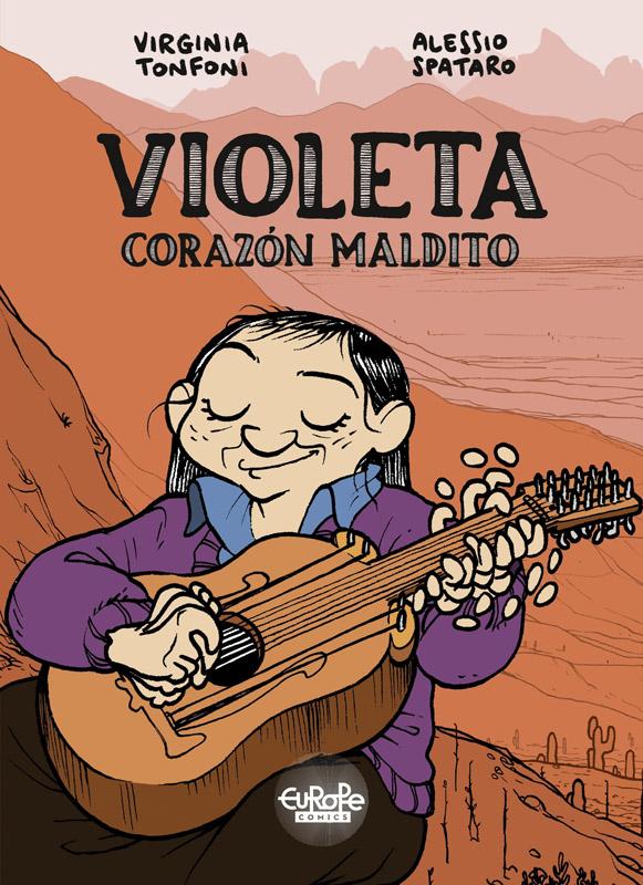 Violeta - Corazón Maldito (2018)