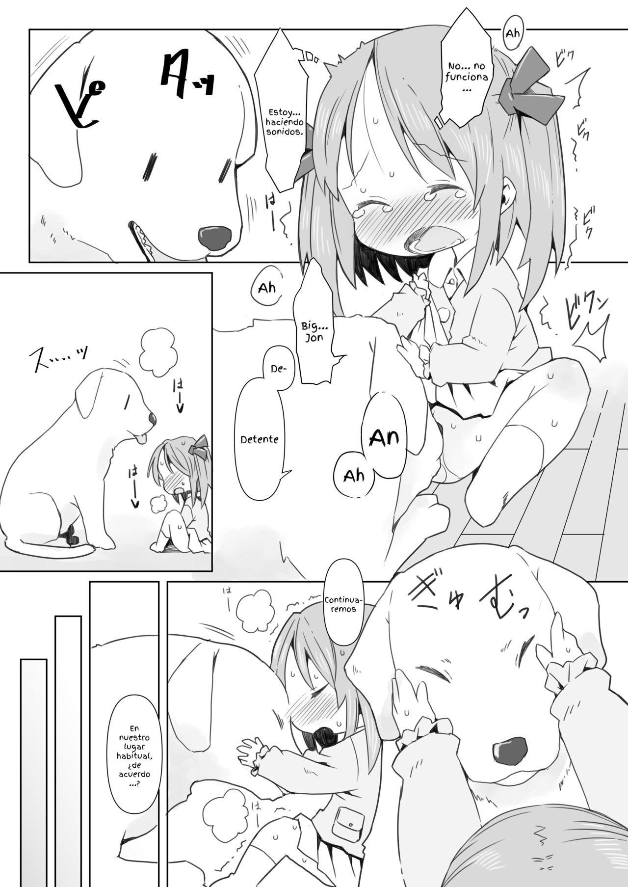 Enji ga Inu to Ecchi Suru Hon - 6