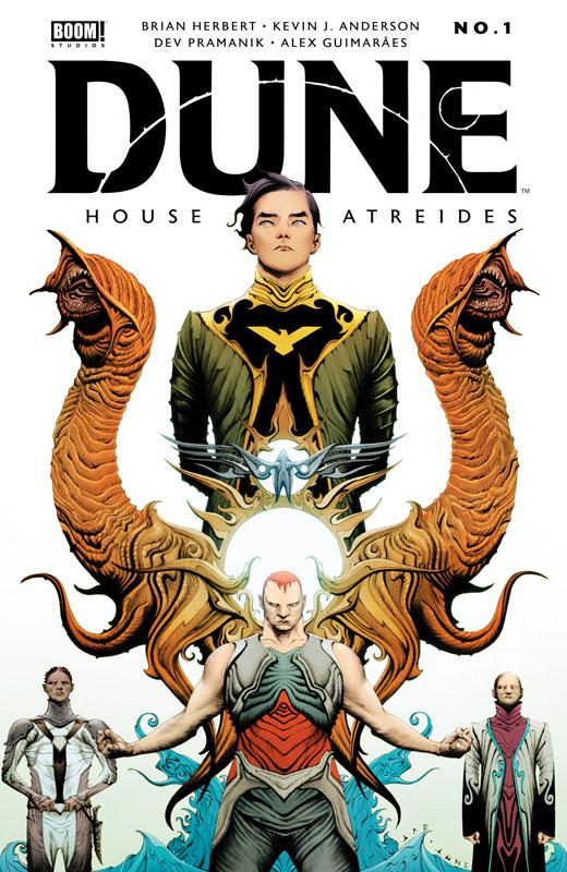 Dune - House Atreides #1-4 (2020-2021)