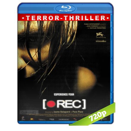 Rec 1 (2007) BRRip 720p Audio Dual Castellano-Ingles 5.1