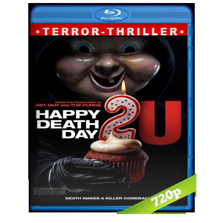 descargar Feliz Dia De Tu Muerte 2 [2019][BD-Rip][720p][Trial Lat-Cas-Ing][Thriller] gratis