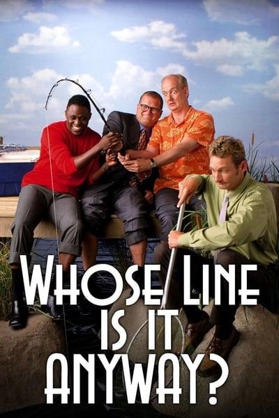 Whose Line is it Anyway US S12E01 1080p HEVC x265-MeGusta