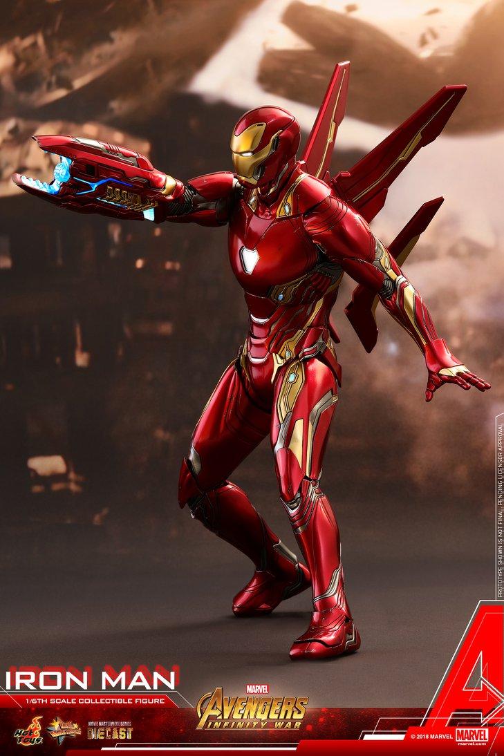 Avengers - Infinity Wars - Iron Man Mark L (50) 1/6 (Hot Toys) FhemRneo_o