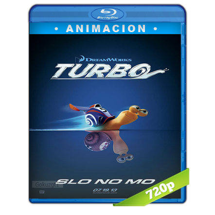 Turbo HD720p Audio Trial Latino-Castellano-Ingles 5.1 2013