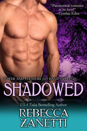 Shadowed Dark Protectors - Rebecca Zanetti