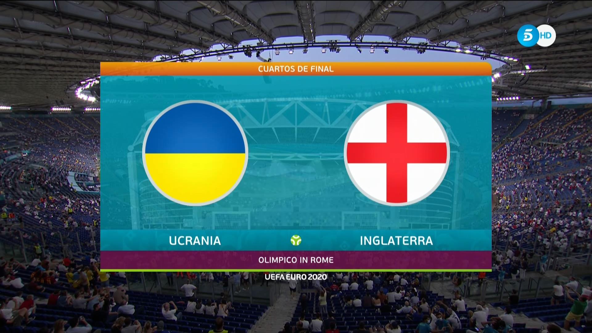 Full match: Ukraine vs England