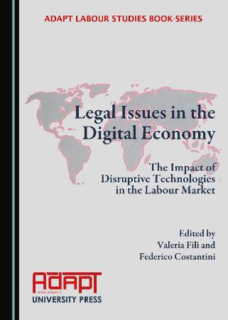 Legal Issues in the Digital Economy