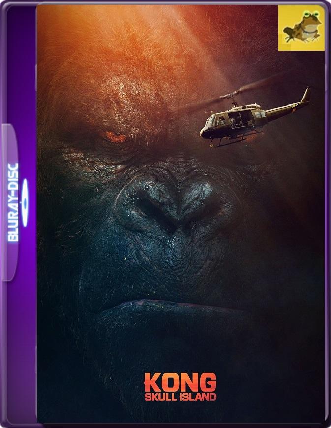 Kong: La Isla Calavera (2017) Brrip 1080p (60 FPS) Latino / Inglés