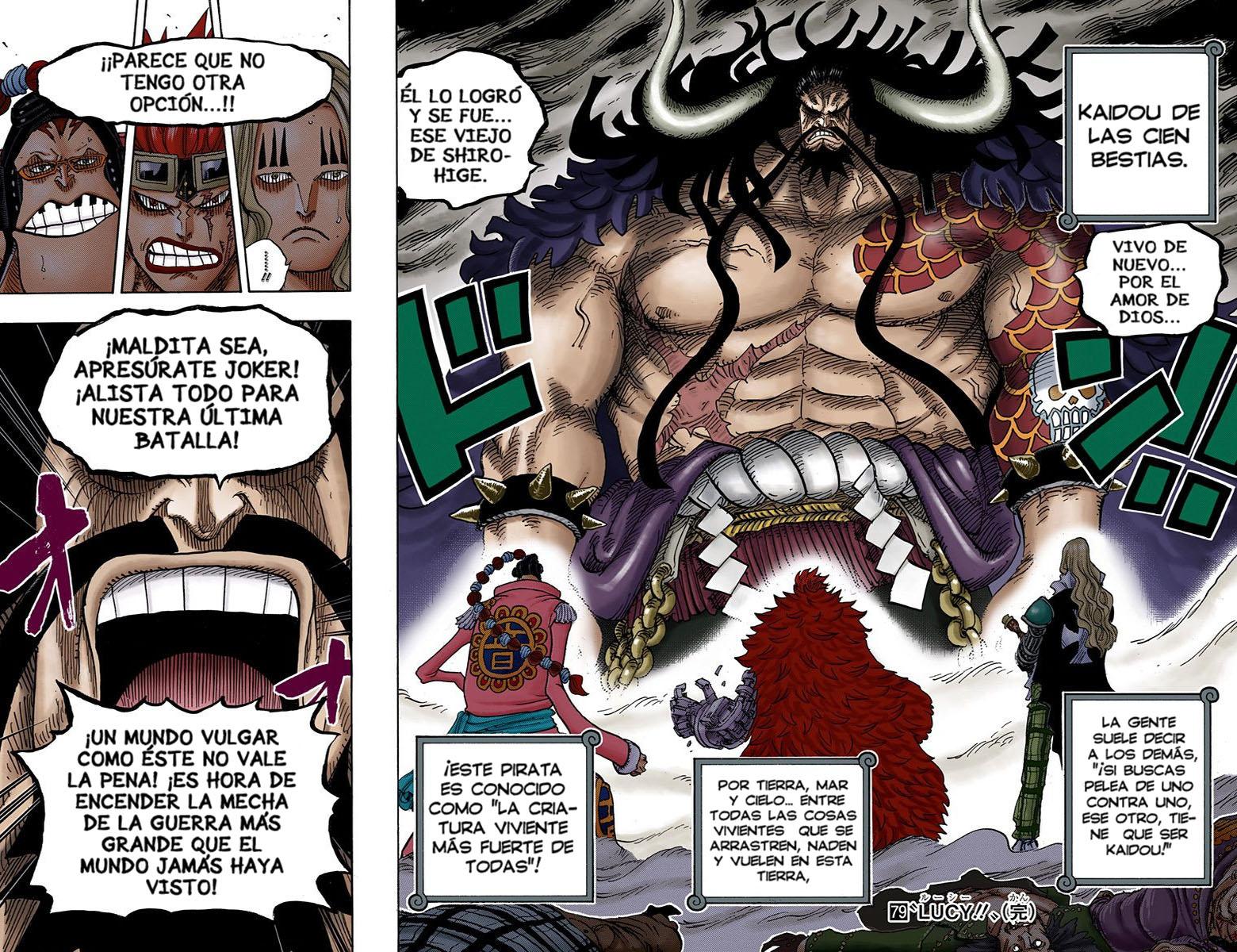 One Piece Manga 801-802 [Full Color] [Dressrosa] 0DVknyL2_o