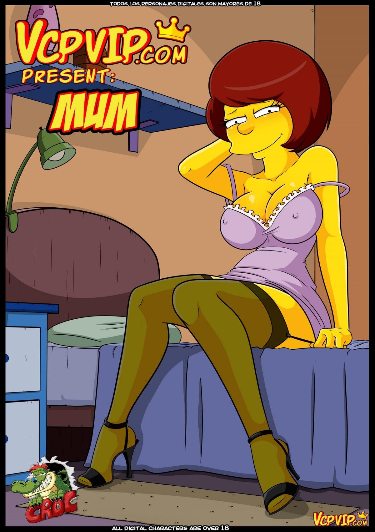 (English) Simpsons: Mum (Original VCP) - 0