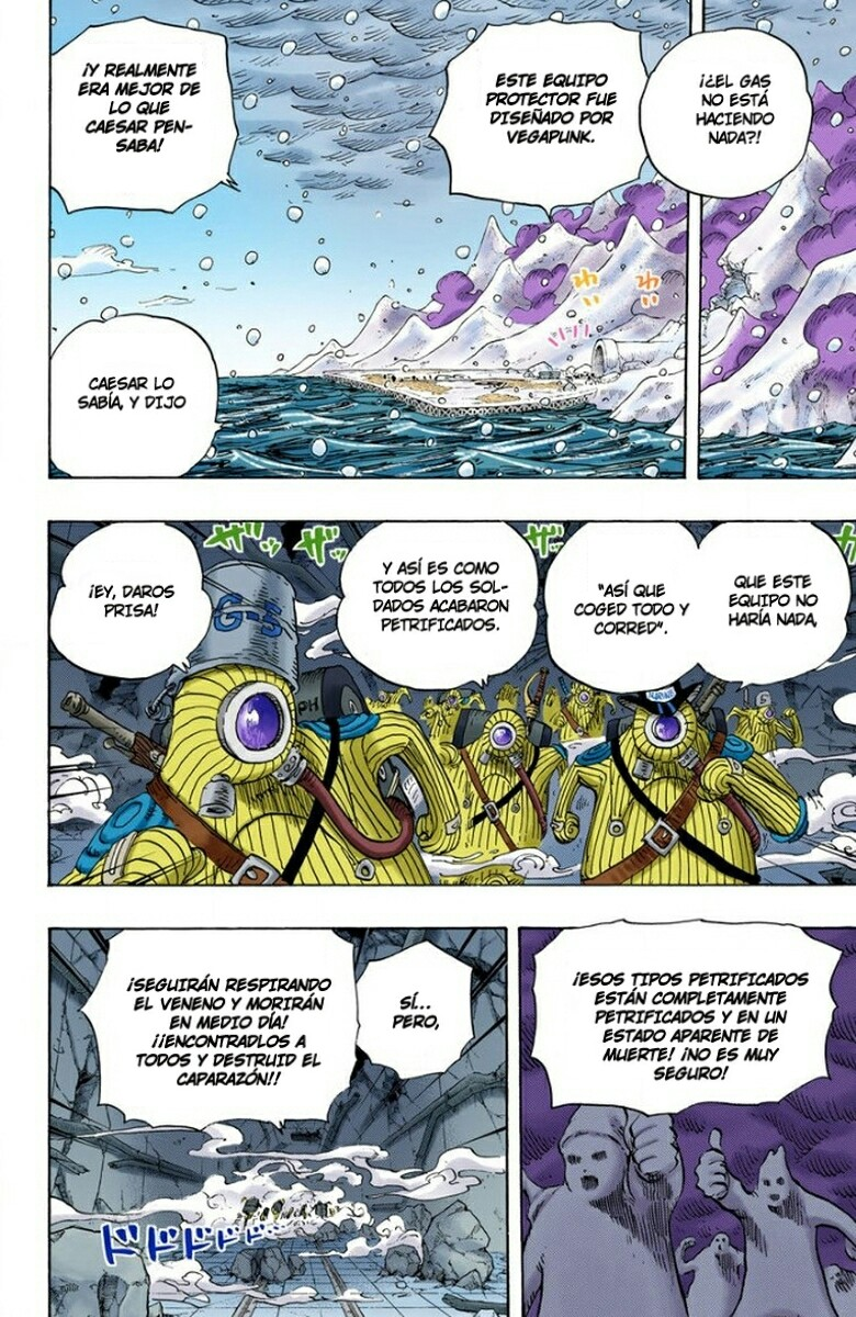 One Piece Manga 698-699 [Full Color] [Punk Hazard] Cl2cHQIC_o