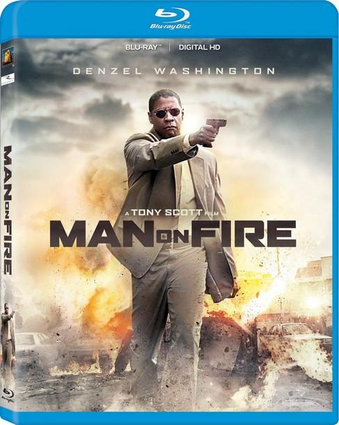 Гнев / Man on Fire (2004/BDRip/HDRip)
