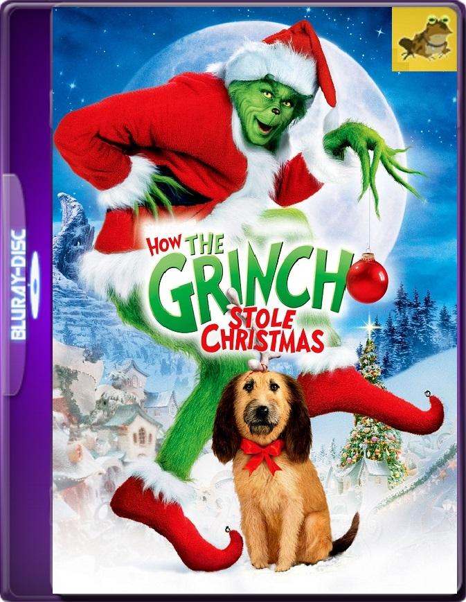 El Grinch (2000) Brrip 1080p (60 FPS) Latino / Inglés