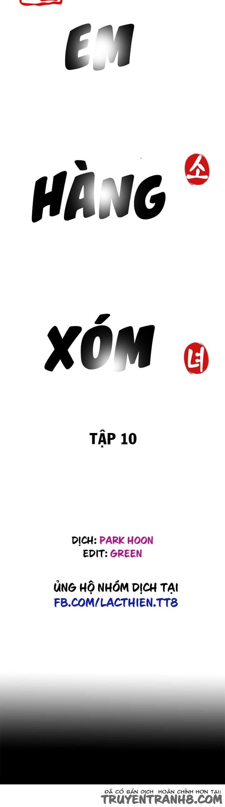 Em Hàng Xóm Chap 10 . Next Chap Chap 11