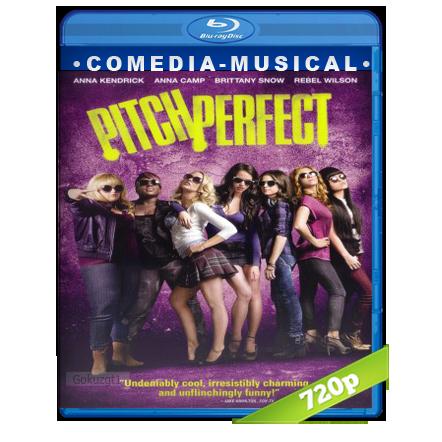 Notas Perfectas [m720p][Trial Lat/Cas/Ing][Musical](2012)