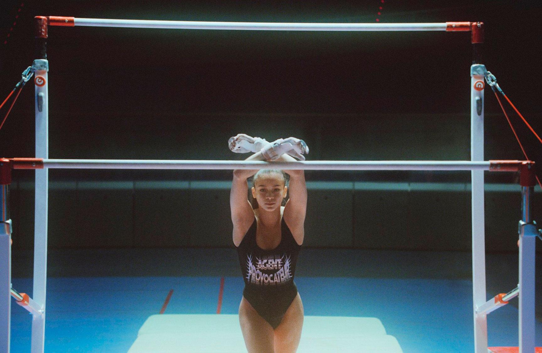 Спортсменки в нижнем белье модного бренда Agent Provocateur, весна-лето 2020 / фото 15