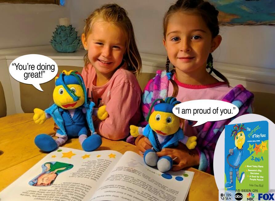 """The Untapped Gold Mine Of """"Toley Ranz"""" Takes Kids' Hearts By Storm - Exactly What Parents Are Looking For: a Powerful Tool That Restores Tolerance Values, Self-Awareness in No Time"""