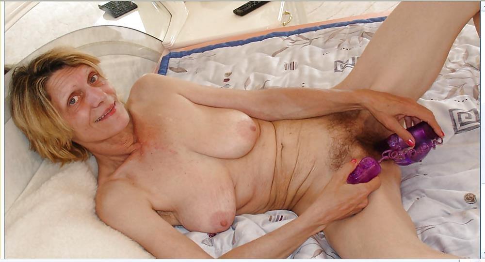 Skinny naked older women-9769