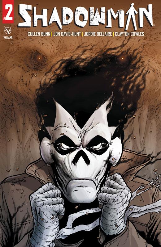 Shadowman #1-4 (2021)
